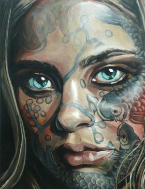 Face VII (2009)