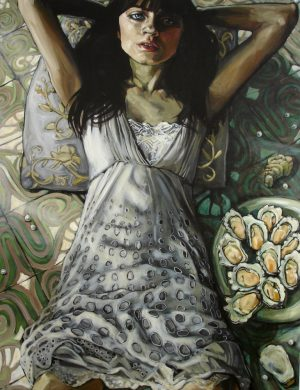 Girl With Oysters (2005)