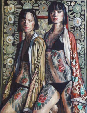 Kimono Girls (2009)