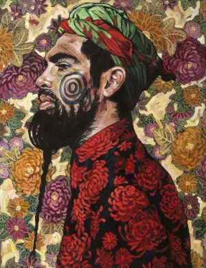 Man With Beard (2012)