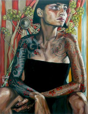Tattoo Girl III (2008)