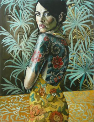 Tattoo Girl II (2007)