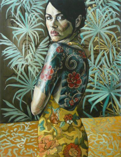 Tattoo Girl II (2007)