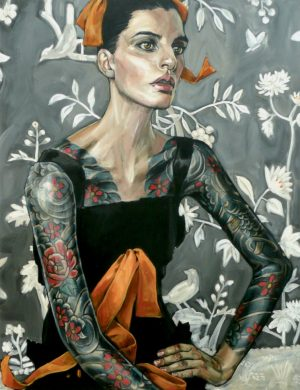 Tattoo Girl IV (2009)