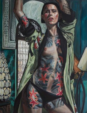 Tattoo Girl VI (2013)