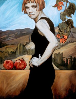 Woman With Pomegranates (1997)