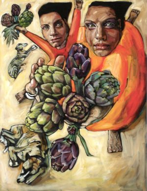 Women With Artichokes (2005)